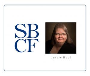 Lenore Hood Work Anniversary