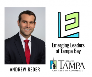 Andrew Reder Emerging Leaders of Tampa Bay