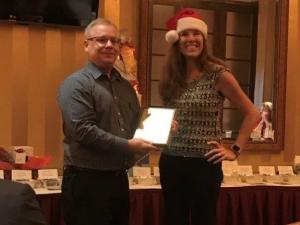 Paul Kanjorski ALA Suncoast Chapter Member of the Year