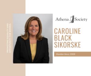 Caroline Black Sikorske Athena Society