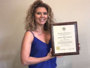 Jennifer Ficarrotta Grievance Committee Service