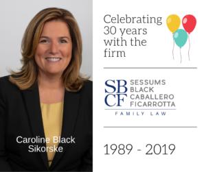 Caroline Black Sikorske 30 Year SBCF Anniversary