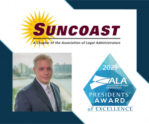 ALA Suncoast Chapter Honored