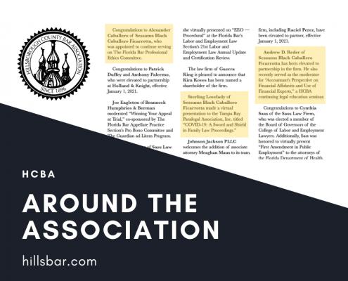 HCBA Lawyer Magazine